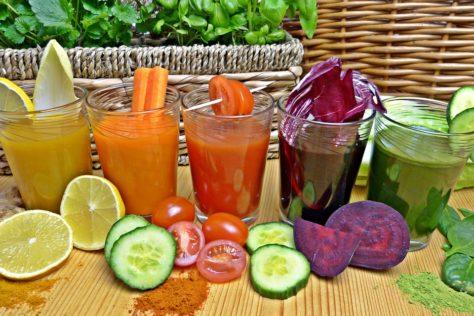 Vitamins benefits