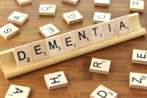 Early signs of dementia