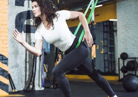 Resistance band xxercises