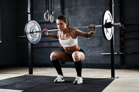 Reasons to weightlift