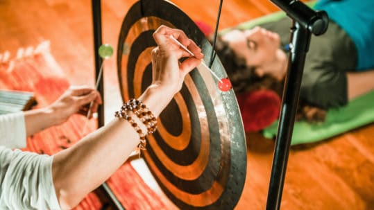Gong Bath and its benefit